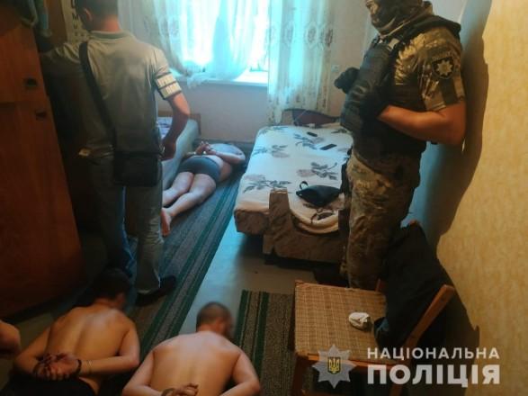 В Одесской области задержали группу подозреваемых в разбойном нападении