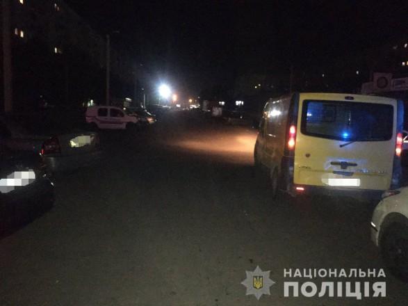 В Харькове водитель сбил 9-летнего мальчика на стоянке: ребенка госпитализировали
