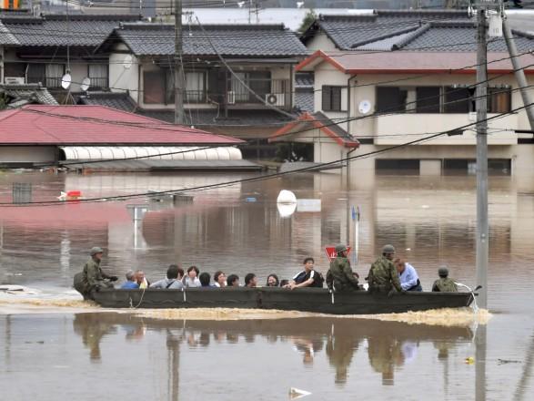 На юго-западе Японии из-за ливней погибли 18 человек