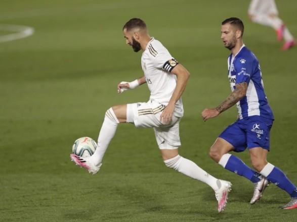"""Восьмая победа подряд: """"Реал"""" приблизился к чемпионству в Ла Лиге"""