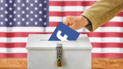 Bloomberg: Facebook может отказаться от политической рекламы перед выборами президента США