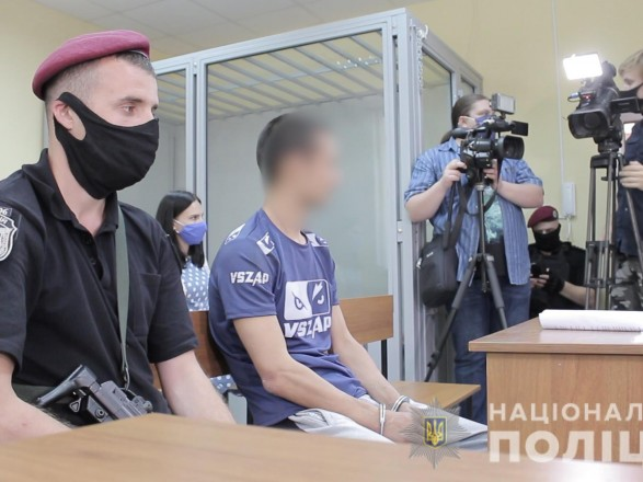 Вооруженное ограбление автомобиля Укрпочты: суд избрал меру пресечения трем подозреваемым
