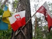 Посольство: Волинська трагедія є спільним болем для України та Польщі