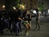 Поліція затримала кілька людей після протесту в Белграді