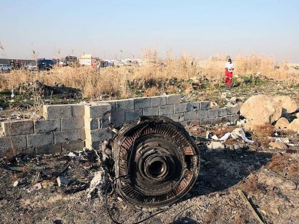 В Иране назвали дополнительные причины авиакатастрофы самолета МАУ