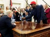 Трамп вважає, що Каньє Вест легко забере голоси афроамериканців у Байдена