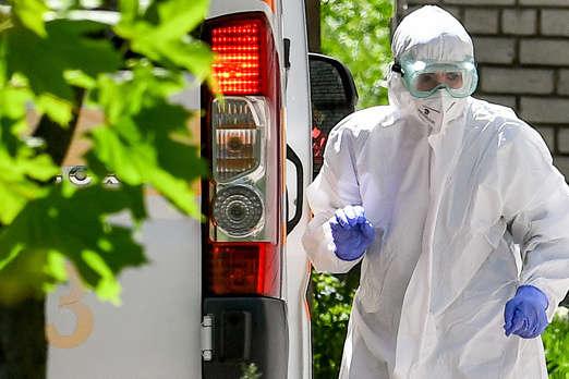 В Киеве на COVID-19 в сутки заболело 67 человек