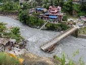 Внаслідок повеней та зсувів у Непалі загинули щонайменше 40 людей