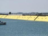 У Венеції вперше провели тестування шлюзів для захисту від повеней