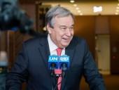 Генсек ООН заявив, що ухвалення резолюції щодо Сирії забезпечить допомогою 2,8 млн сирійців