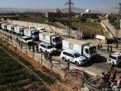 Радбез ООН досяг компромісу щодо поставок гумдопомоги у Сирію