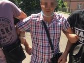 """На Київщині чоловік """"замінував"""" відділ поліції та ринок"""