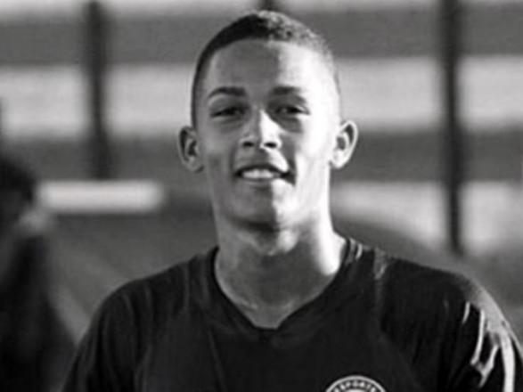 Бразильский футболист погиб в ДТП с мотоциклом