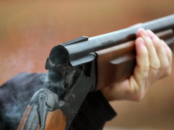 В Броварах мужчина подстрелил своего племянника-полицейского