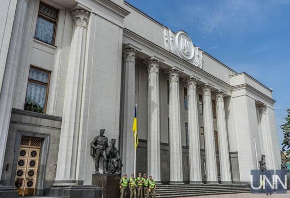 Рада решила не рассматривать постановление о ликвидации и создании районов