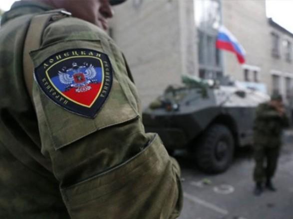 Потери боевиков на Донбассе за неделю составляют 11 убитыми и 14 ранеными