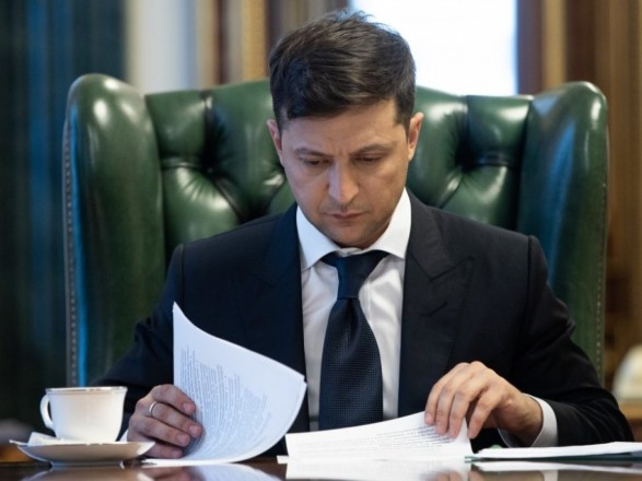 Разумков направил на подпись Зеленскому изменения в Избирательный кодекс