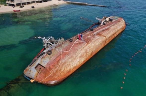 Аварию танкера Delfi планируют признать техногенной катастрофой - Криклий