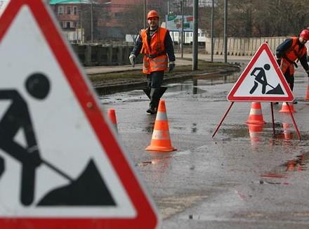 В столице ограничили движение транспорта на улице Славгородской