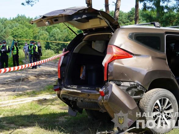 По факту взрыва авто во Львовской области открыто уголовное производство