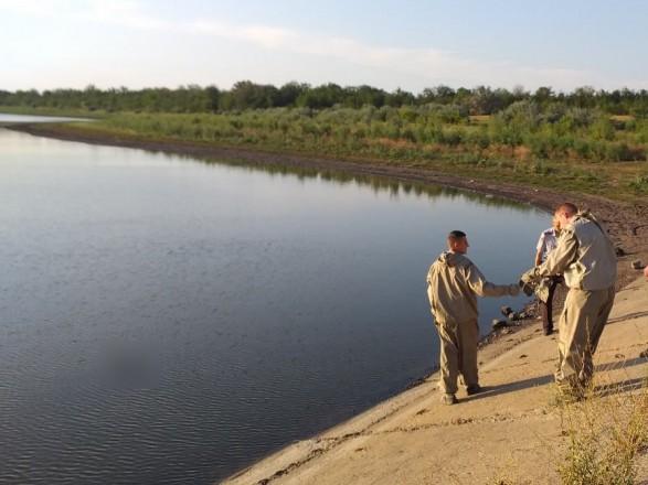 В Николаевской области из водохранилища вытащили тело мужчины
