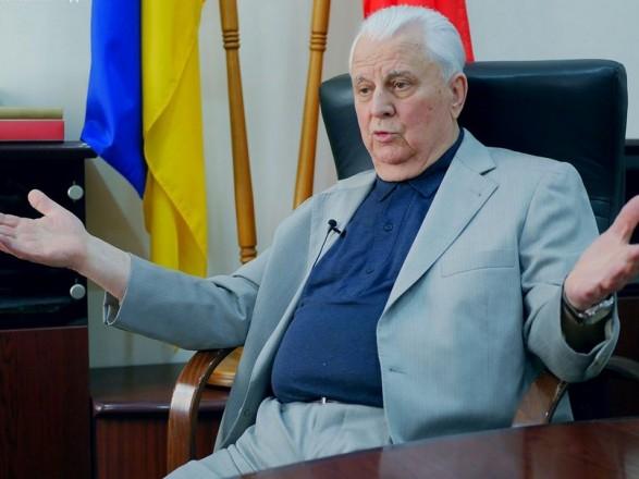 Зеленский завтра встретится с Кравчуком относительно назначения в ТКГ