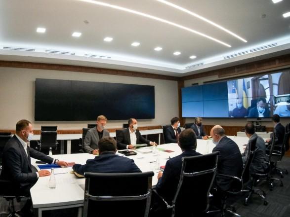 У Президента обсудили создание высокогорного спортивно-туристического кластера в Карпатах