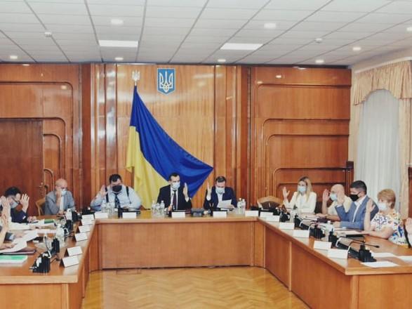 ЦИК: на выборах мэра Киев поделят на 10 округов