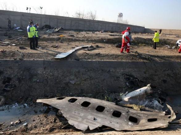Катастрофа самолета МАУ: следующий раунд переговоров стартует в октябре в Тегеране