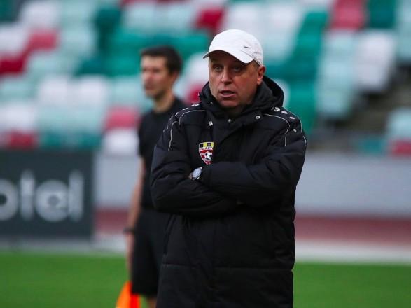 Очередная победа вывела клуб Вернидуба в единоличные лидеры чемпионата Беларуси