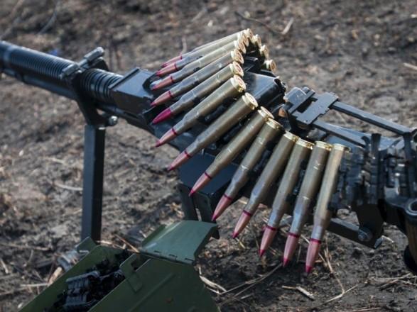 ООС: с начала суток боевики вооруженной активности не проявляли