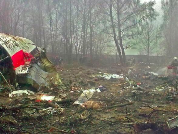 """В Польше заявили, что причиной """"Смоленской катастрофы"""" были взрывы"""