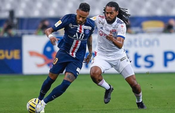ПСЖ девятый раз стал победителем Кубка французской лиги по футболу