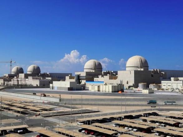 В ОАЭ запустили первую в арабских странах АЭС