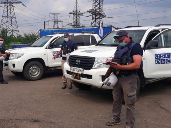 Боевики продолжают блокировать въезд СММ ОБСЕ на неподконтрольную территорию - ООС