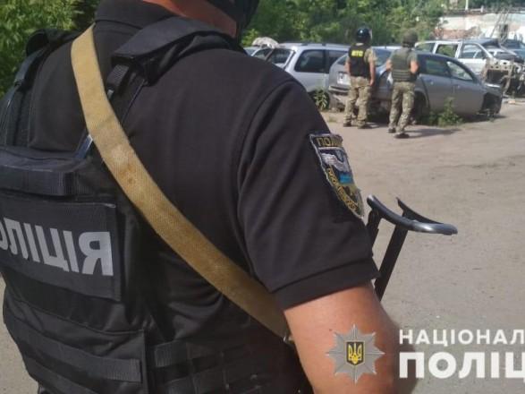 """Нацполиция ликвидировала """"полтавского террориста"""" во время спецоперации"""