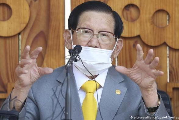 У Південній Кореї затримали лідера християнської секти і противника карантину