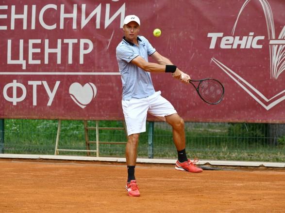 Определились победители чемпионата Украины по теннису