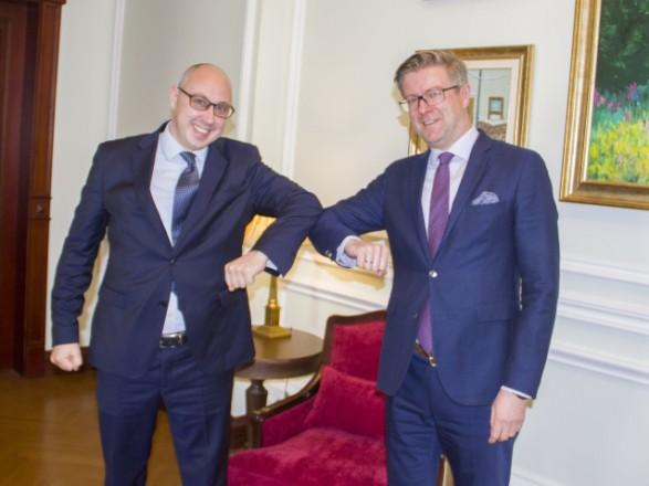 Украина и Эстония обсудили сотрудничество в сфере цифровизации