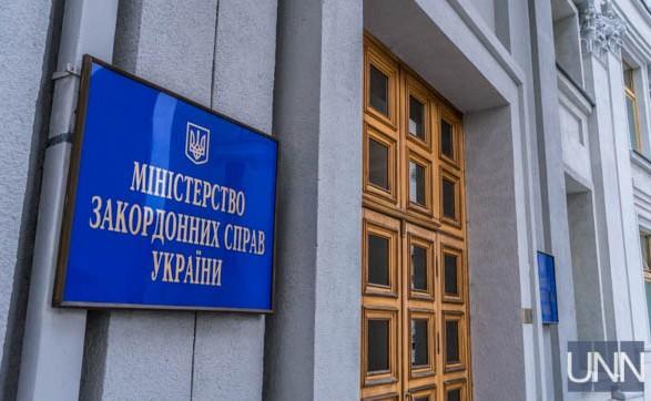 Стали известны детали встречи глав МИД Украины и Молдовы