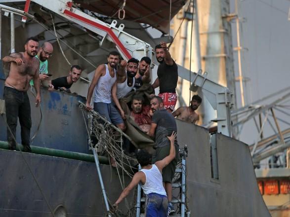 Взрыв в Ливане: уже 70 погибших, почти 4 тысячи раненых - больницы ...