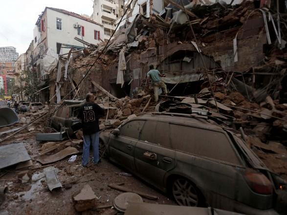 Взрыв в Ливане: уже 78 погибших и 4 тысячи раненых, сотни человек ...