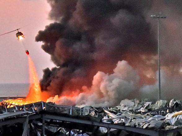 Взрыв в Ливане: частично разрушено посольство Армении