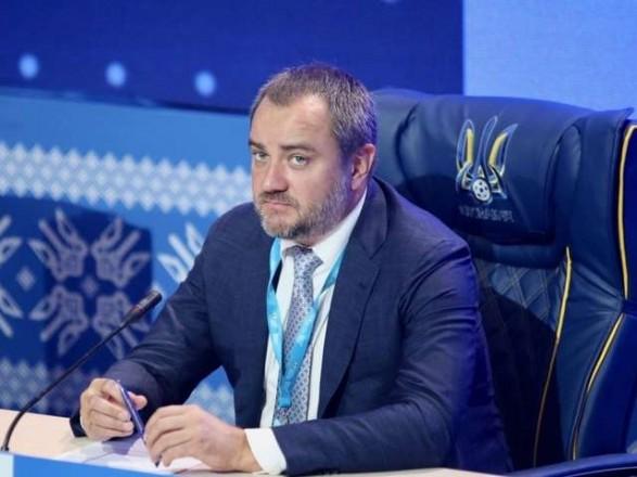 Павелко прокомментировал отстранение Макарова от должности президента ПФЛ