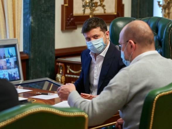 Зеленский призвал Шмыгаля принять меры по защите экономических интересов государства: подробности