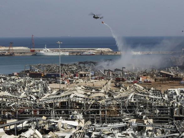 Взрыв в Ливане: на фоне катастрофы в Бейруте - Кипр ликвидировал запасы селитры, изъятые несколько лет назад