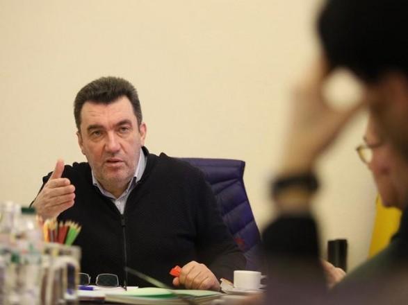 """В СНБО ответили Зеленскому относительно защиты экономических интересов и ситуации вокруг """"Мотор Сичи"""""""