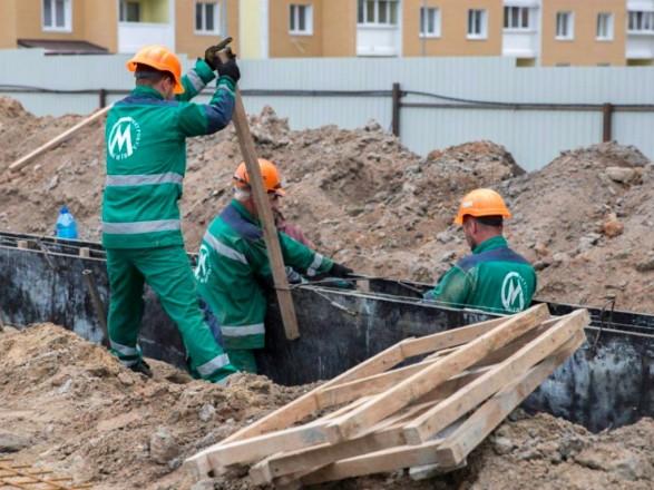 """Через две недели начнут строительство туннеля между станциями """"Мостицкая"""" и """"Сырец"""" - Кличко"""