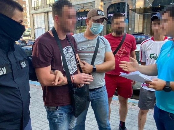 В столице задержали организатора контрабанды кокаина и героина из Европы