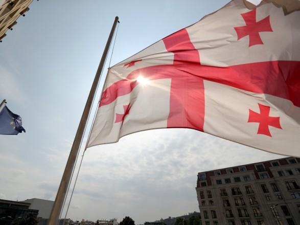 У Грузії приспустили прапори в пам'ять жертв російсько-грузинської війни